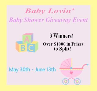 baby lovin baby shower giveaway event