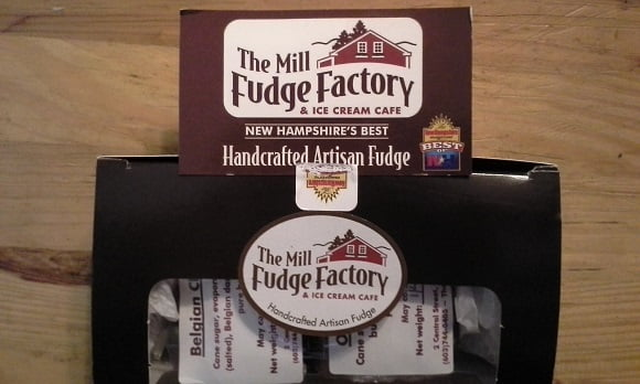 The Mill Fudge Factory Review ~ A Sweet Gift! #holidaygiftguide2015