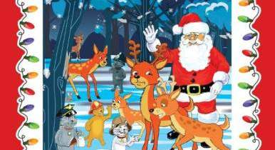 Why do the Christmas Cats Fear For the Deer ?