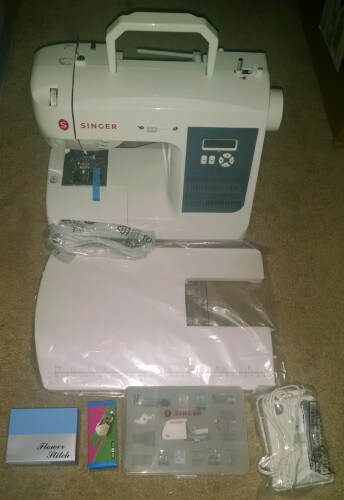 Singer S900 Inspiration Sewing Machine