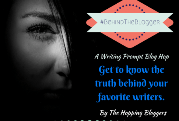 #BehindTheBlogger: Now We're Getting Somewhere