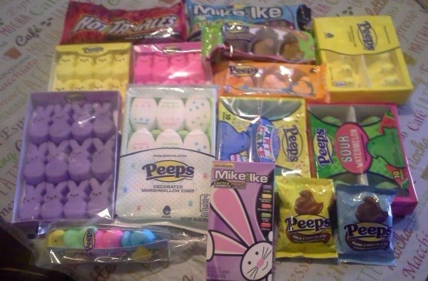 PEEPS® Easter Fillers Giveaway! #PEEPSEASTER #ad #basketfillers
