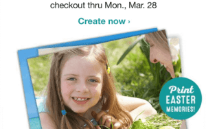 Walgreens FREE Photo Print 8×10 Today (3/28) Only!