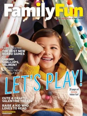 Family Fun Magazine FREE Subscription