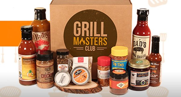 Free Grill Masters Subscription Box #Giveaway