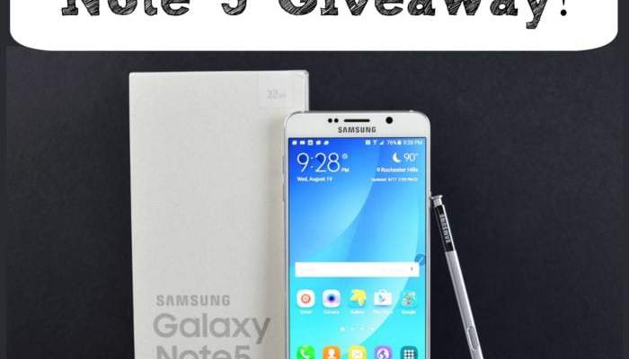 Do You Know Your Child Is Ready for a Cell Phone? + Note 5 Giveaway