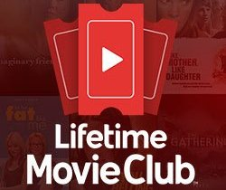 Lifetime Movie Club Free Trial for 7 days! $4 per month after trial