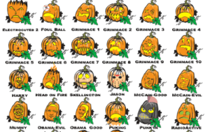 HALLOWEEN: 48 FREE Pumpkin Patterns and a How-To Guide for Free!