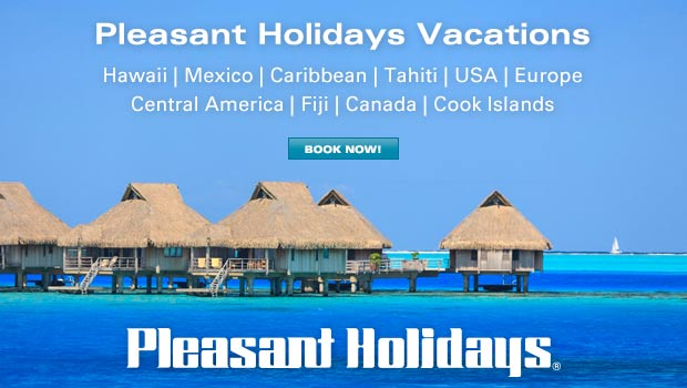 Save $100 on Hawaii Family Vacations with #PleasantHolidays