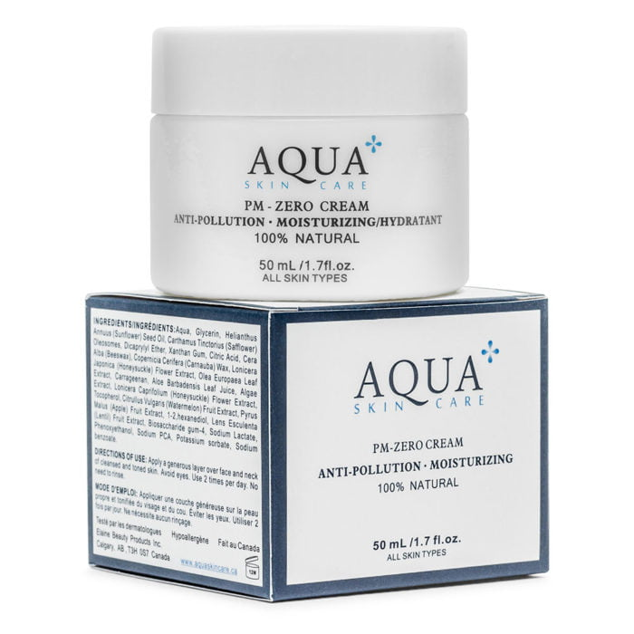 Anti Pollution moisturizing cream
