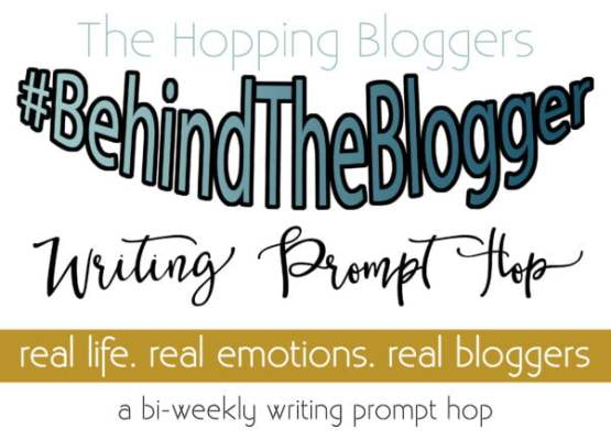 #BehindTheBlogger All For You