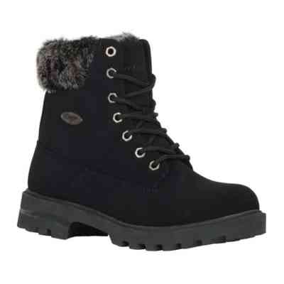 Lugz Empire Hi Fur Boots are so Comfy Cozy!