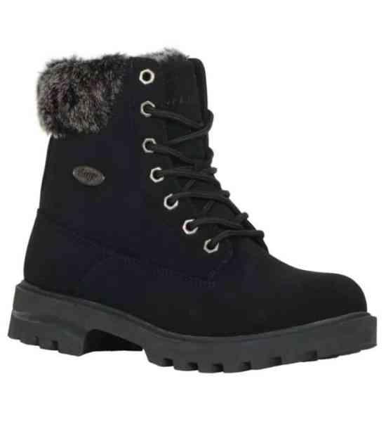 Lugz Empire Hi Fur Boots are so Comfy Cozy!