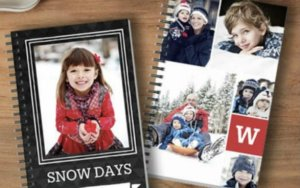 Kellogg's Family Rewards FREE Shutterfly Notebook (Check Inbox)
