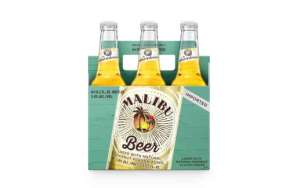 Malibu Beer Great Tasting #SummerBeverage #AD