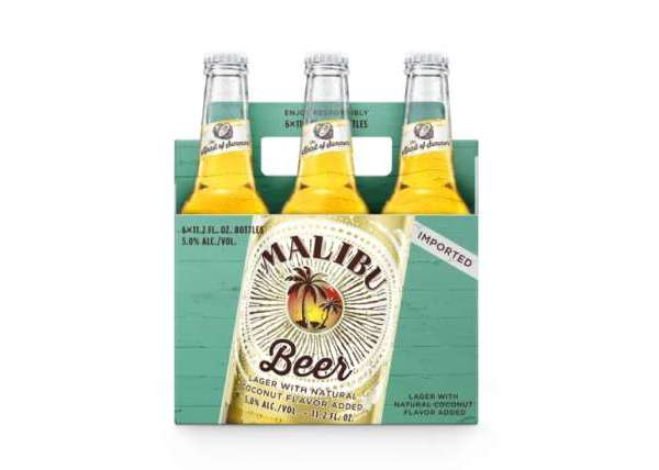 Malibu Beer Great Tasting #SummerBeverage #AD