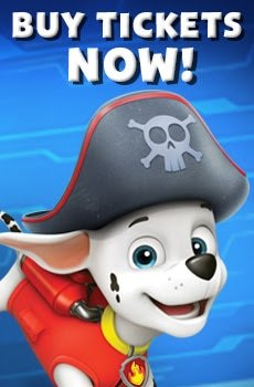PAW Patrol Live! New Orleans, November 4 – 5 at the Lakefront Arena!