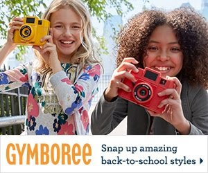 Gymboree Back to School Collection Save up to 70% off! #AD