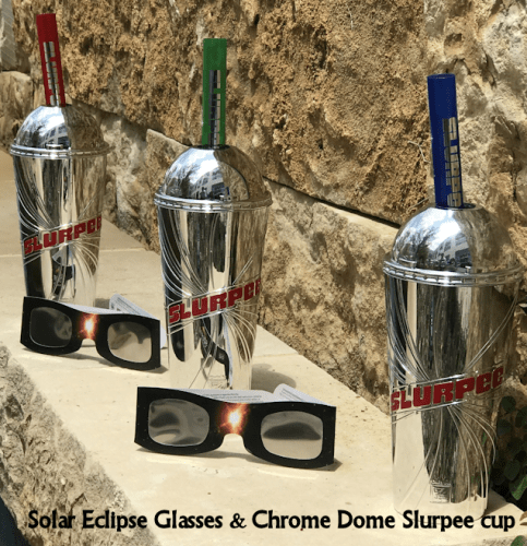 7-Eleven® AAS Approved Solar Eclipse Glasses #AD #7eleven