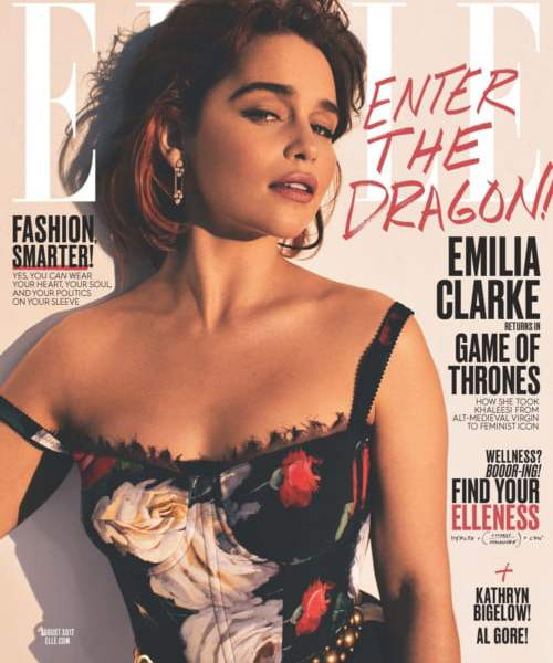 Score a 1 Year Free ELLE Magazine Subscription! No credit card needed