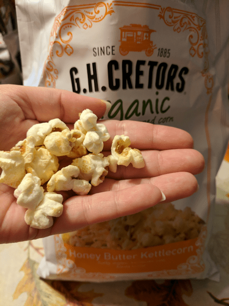 G.H. Cretors Popped Corn