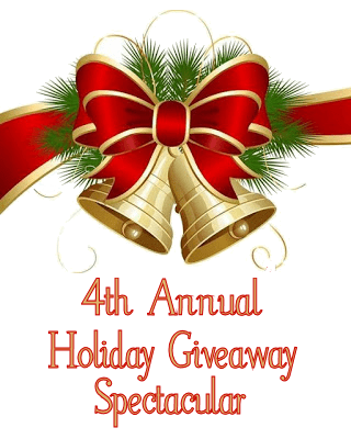 4th Annual Holiday Giveaway Spectacular Week One