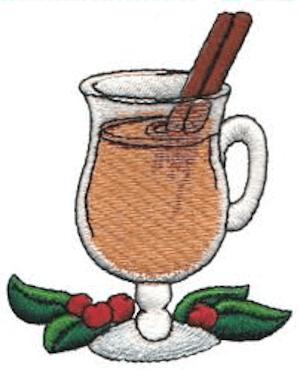 Yuletide Spiced Tea