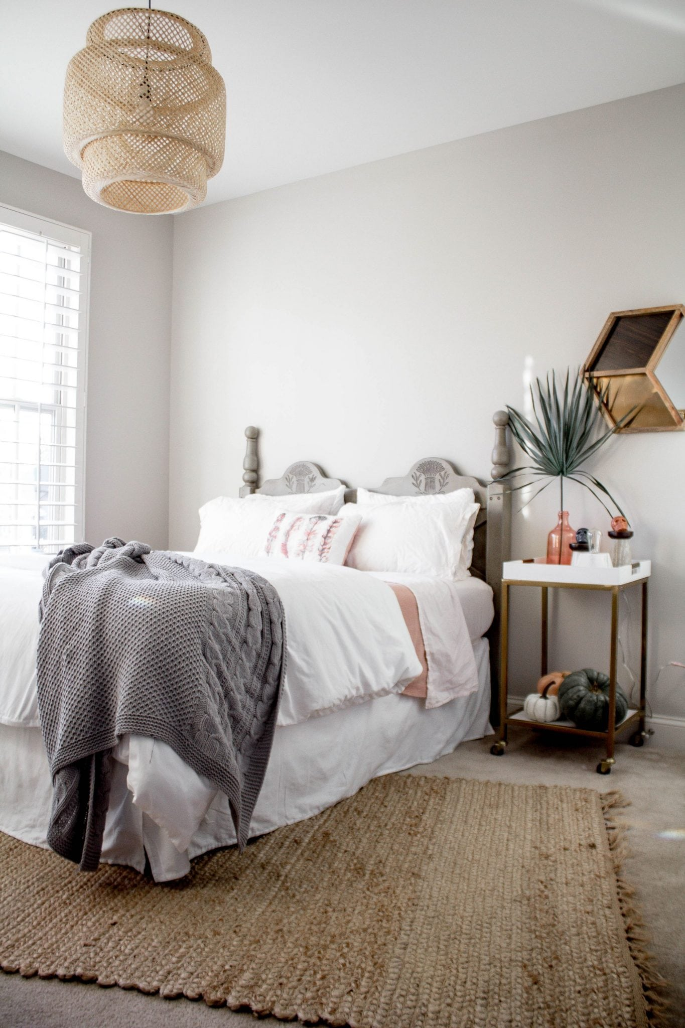 Guest Room Redo on a Budget