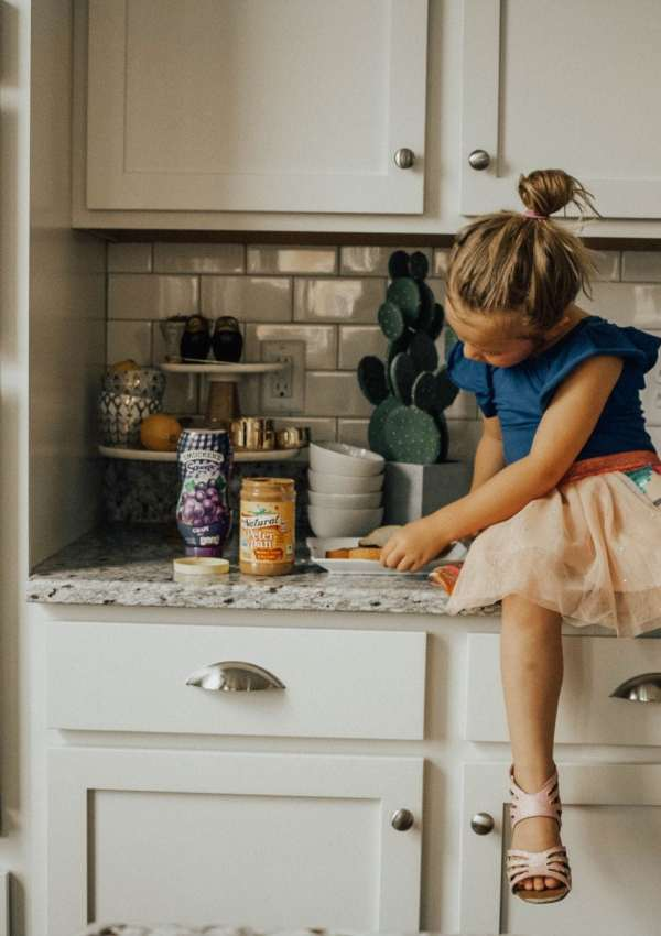 Household Chores for Preschoolers