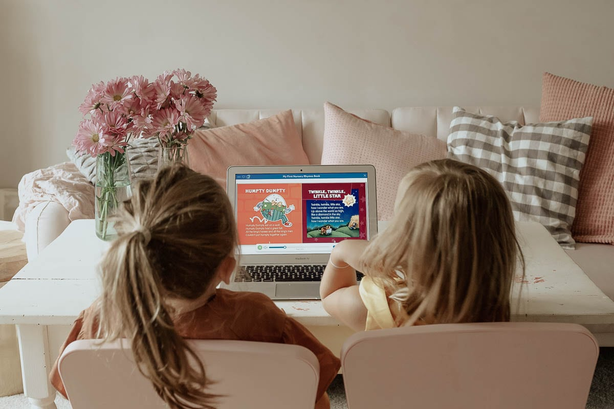 How to Encourage Your Child to Read with Epic! featured by popular Nashville lifestyle blogger Modern Day Moguls