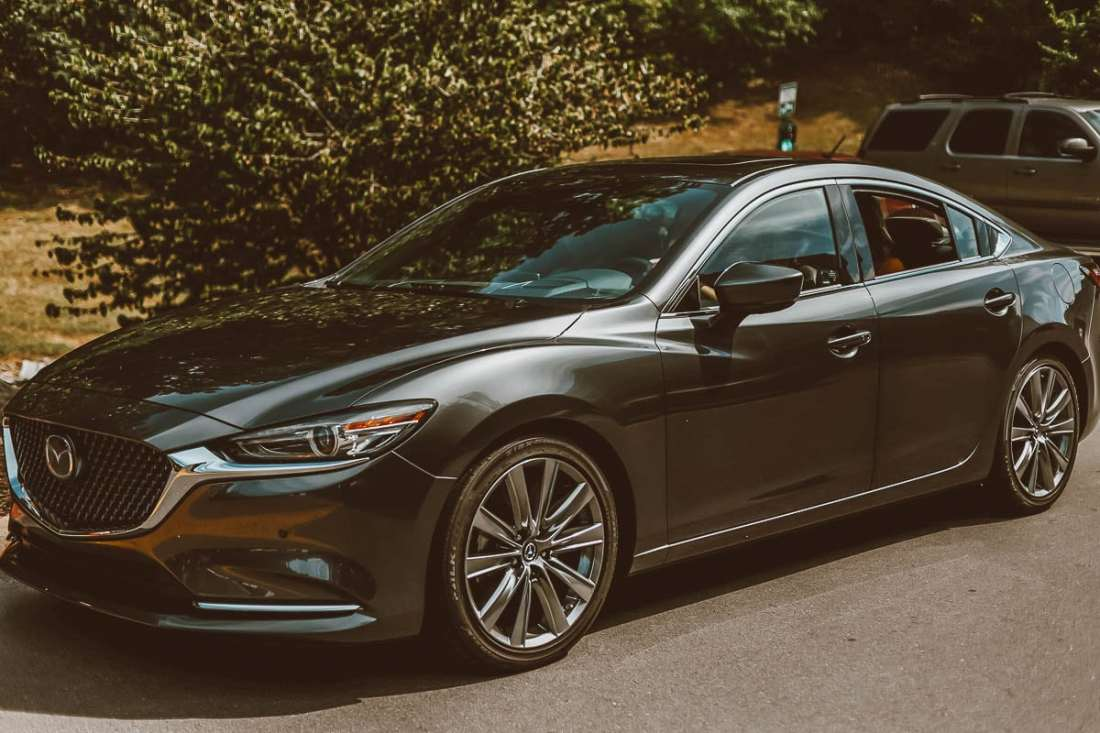 Memphis Road Trip | 2018 Mazda6: Perfect Car to Go from Carpool Line to Girls Trip featured by popular Tennessee life and style blogger Modern Day Moguls