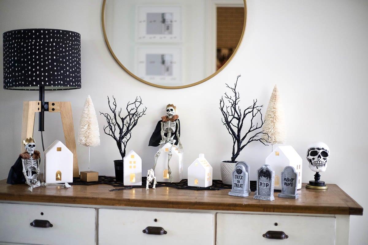 Cute Halloween Decorations Home Decor Modern Day Moguls