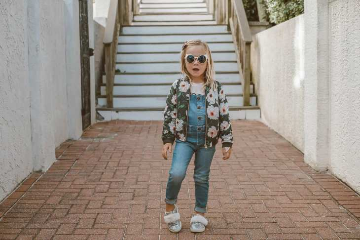 OshKosh | Kids Denim Overalls: A Fall Must Have featured by top Nashville life and style blog Modern Day Moguls