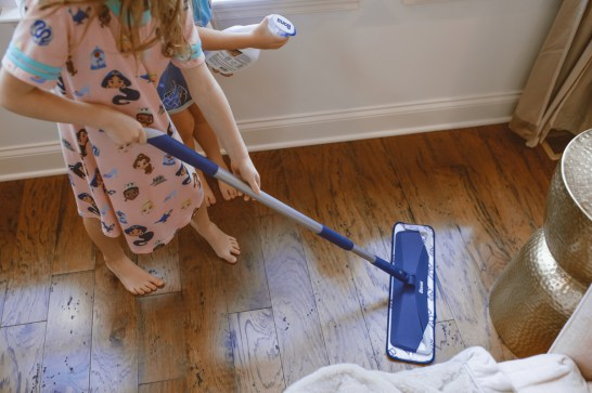 Bona   Life   Motherhood   How to Clean your Floors in 15 Minutes each Week featured by top Nashville life and style blog Modern Day Moguls