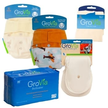 GroVia® Curious About Cloth Kit