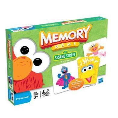 4. Sesame Street Memory - $7.99