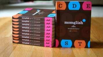9. Momglish Pocket Dictionary by Egg2Cake