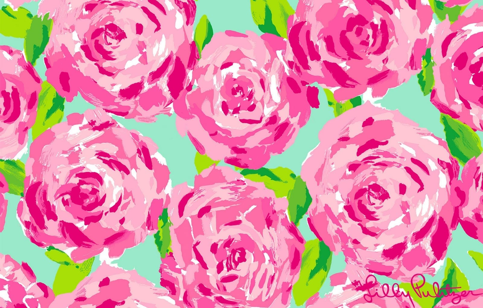 Kate Spade Floral Background