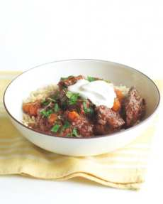 Tomato & Beef Stew
