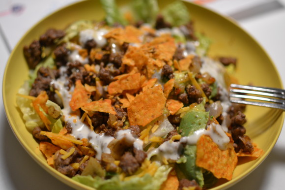 Doritos Taco Salad