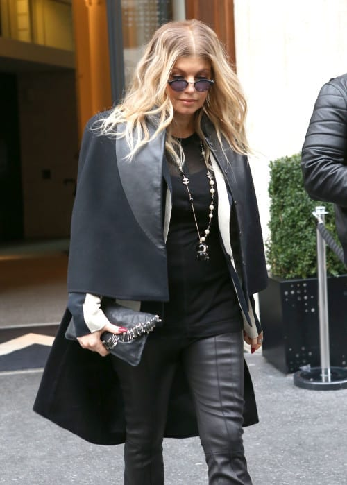 Pregnant Fergie Is Ready To Get Her Fashion On