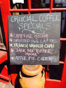 Crucial Coffee Cafe
