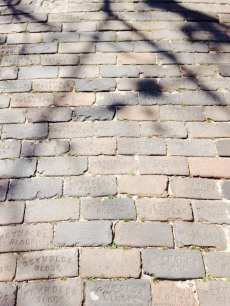 Brick Paved Streets
