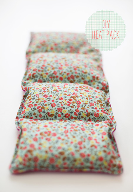 You can even make your own heating pad.
