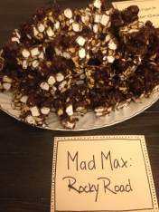 Mad Max Rocky Road