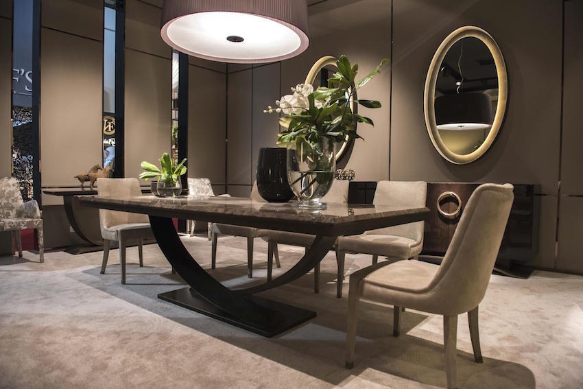 13 Modern Dining Tables from Top Luxury Furniture Brands 15 Modern Dining Table from Top Luxury Furniture Brands  To see more Modern  Dining Tables