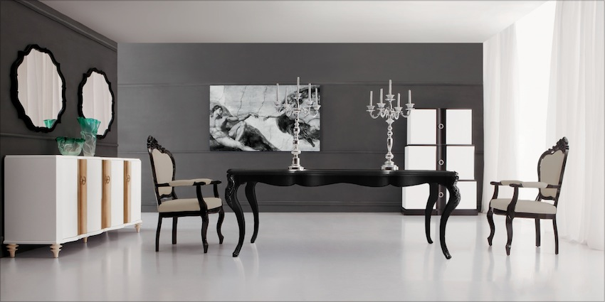 Black Dining Tables That Will Make You Host A Dinner