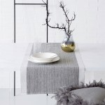The Finest Table Runners For Your Dining Table Modern Dining Tables