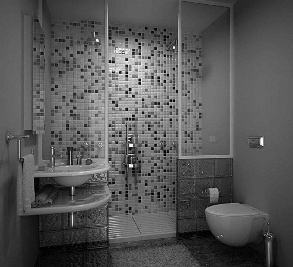 30 Idees Incroyables De Salle De Bain Gris Et Blanc