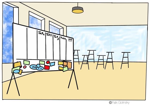 die kreative Mitgliederversammlung